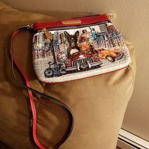 NWOT Nicole Lee crossbody bag